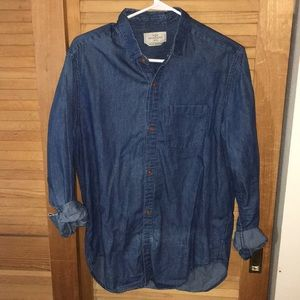 Urban Outfitters Jean Shirt